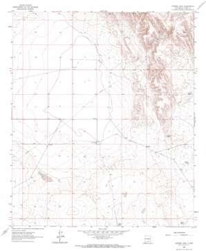 Cleones Tank topo map