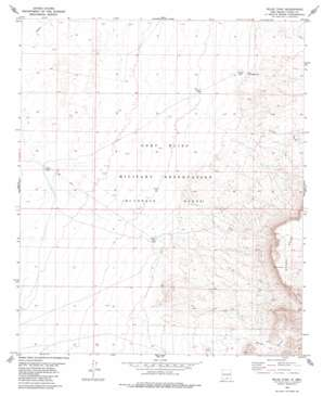 Wilde Tank USGS topographic map 32105d8