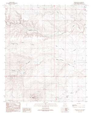 Meadow Hill topo map