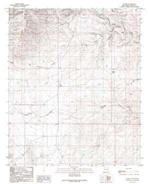 Dunken topo map