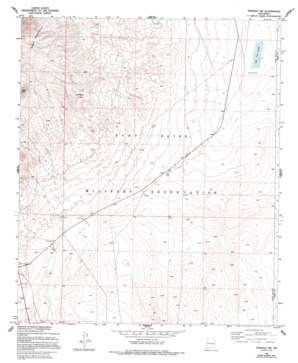 Newman Nw topo map