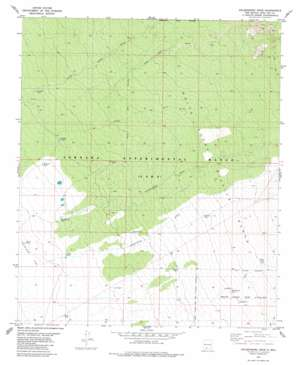 Goldenburg Draw USGS topographic map 32106f6
