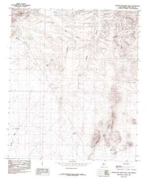 Rough and Ready Hills USGS topographic map 32107d1