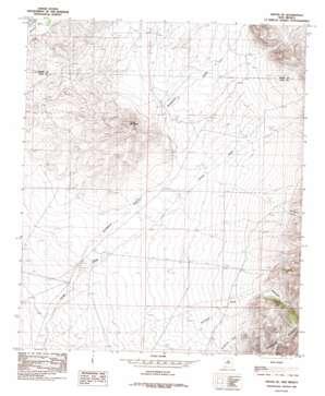Faywood Se topo map
