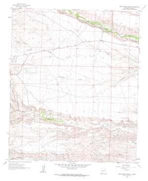 Skute Stone Arroyo topo map