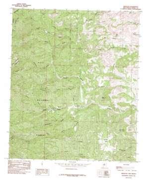 Kingston topo map