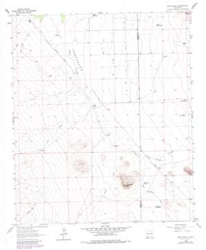 Muir Ranch USGS topographic map 32108b5