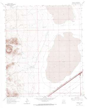 Mondel topo map