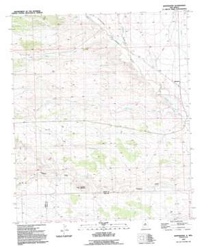 Whitewater USGS topographic map 32108e2