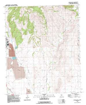 Hurley East USGS topographic map 32108f1