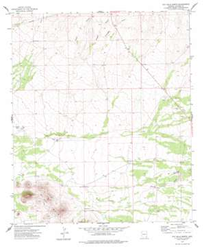 Pat Hills North USGS topographic map 32109a5