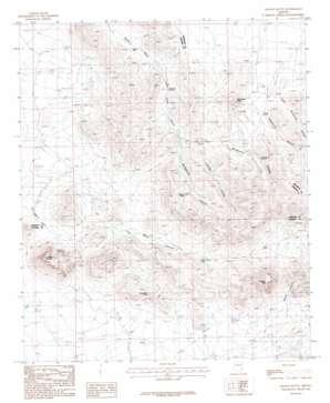 Orange Butte USGS topographic map 32109d2