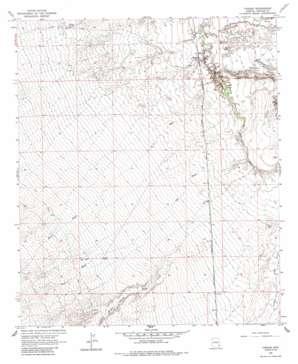 Tanque topo map