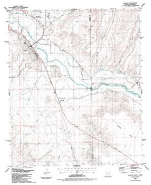 Duncan topo map