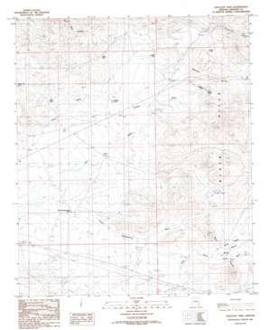 Tollgate Tank USGS topographic map 32109g4
