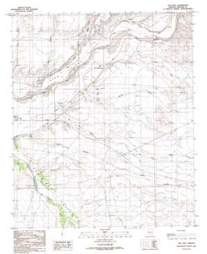 San Jose USGS topographic map 32109g5