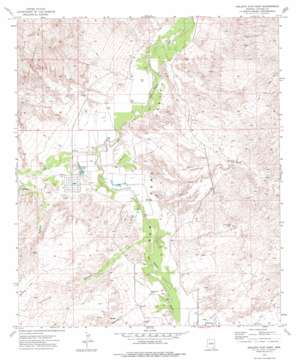 Galleta Flat East USGS topographic map 32110a3