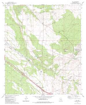 Vail USGS topographic map 32110a6