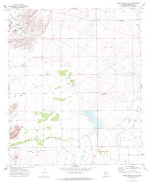 Sierra Bonita Ranch USGS topographic map 32110e1