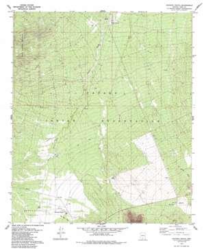 Haivana Nakya topo map