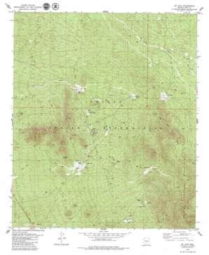 Ko Vaya topo map