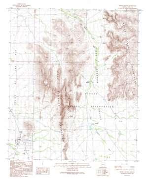 Sikort Chuapo topo map