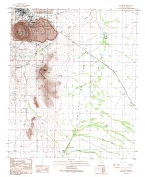 Ajo South USGS topographic map 32112c7