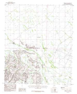 Midway Nw topo map