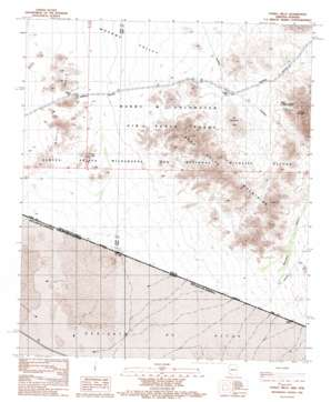 O'Neill Hills USGS topographic map 32113a3