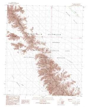Isla Pinta topo map