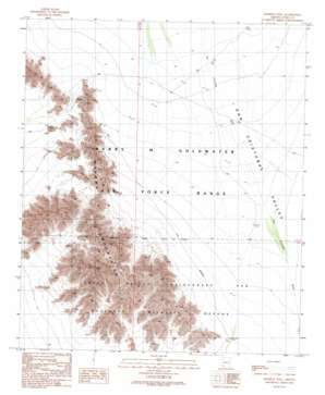 Monreal Well USGS topographic map 32113d4