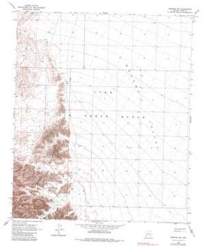 Mohawk Sw topo map