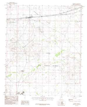 Sentinel USGS topographic map 32113g2