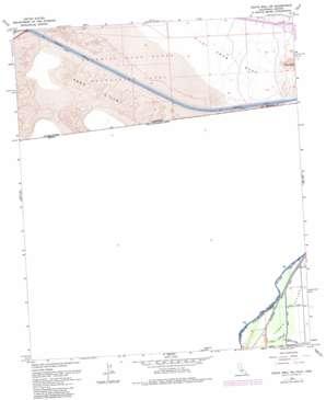 Grays Well Ne topo map