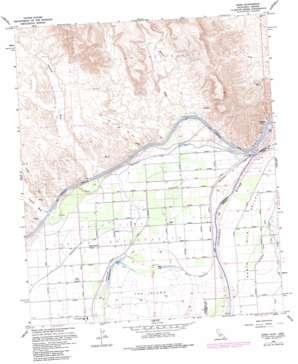 Bard topo map