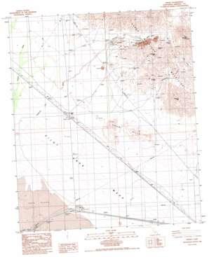 Ogilby topo map
