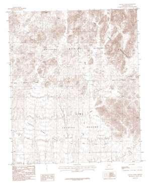 Salton Tanks USGS topographic map 32114h1