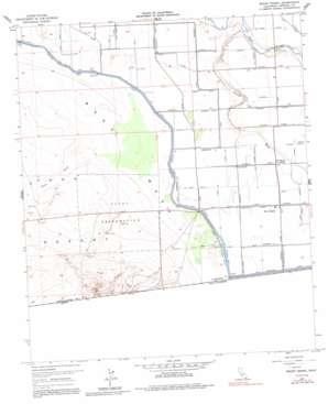 Mount Signal topo map
