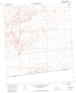 Yuha Basin topo map
