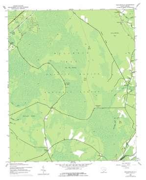 Shulerville topo map