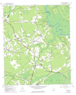Outland USGS topographic map 33079f3