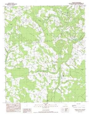 Fowler topo map