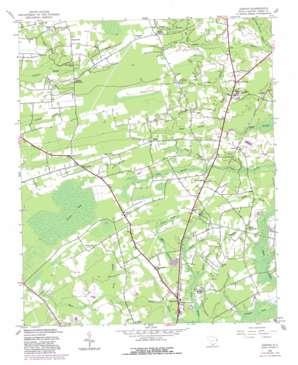 Adrian topo map