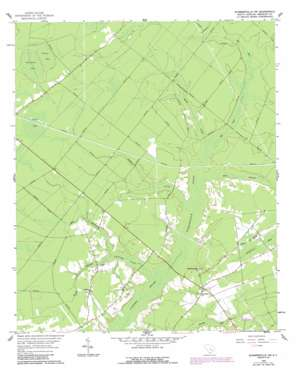Summerville Nw topo map