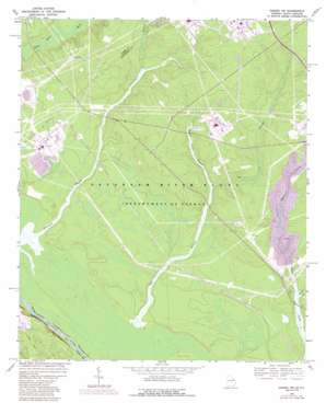 Girard Nw topo map