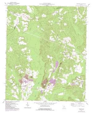 Deepstep topo map