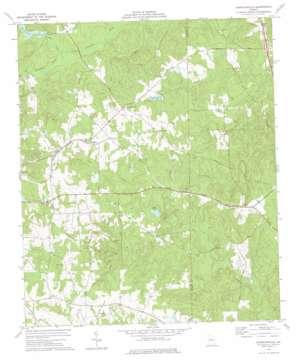 Johnstonville topo map
