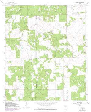 Murray topo map