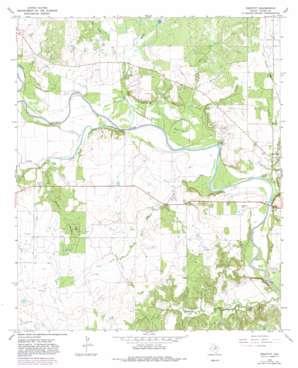 Proffitt topo map