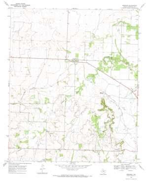 Swenson topo map